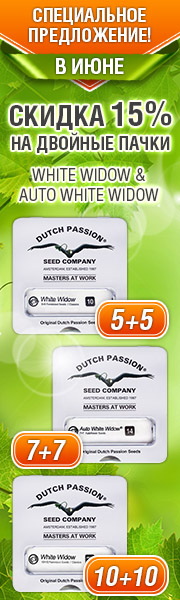 Dutch Passion 1+1 Discount