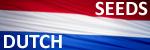 Семена от официального дилера. Курьеры Мск, СПб. Dutch Passion -20%