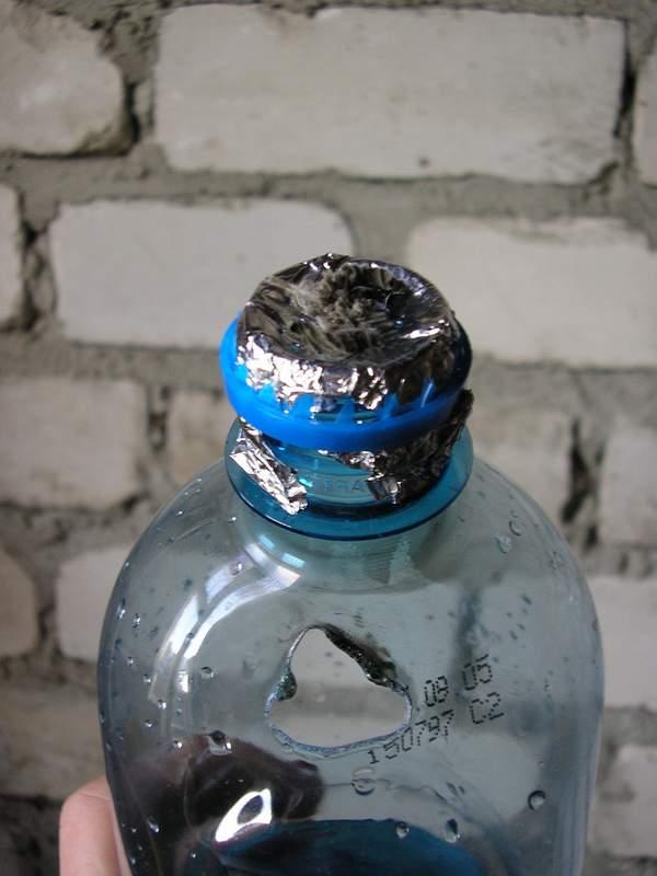 Как сделать водник из бутылки для курения 59