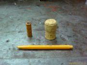 Курительная трубка из подручных материалов